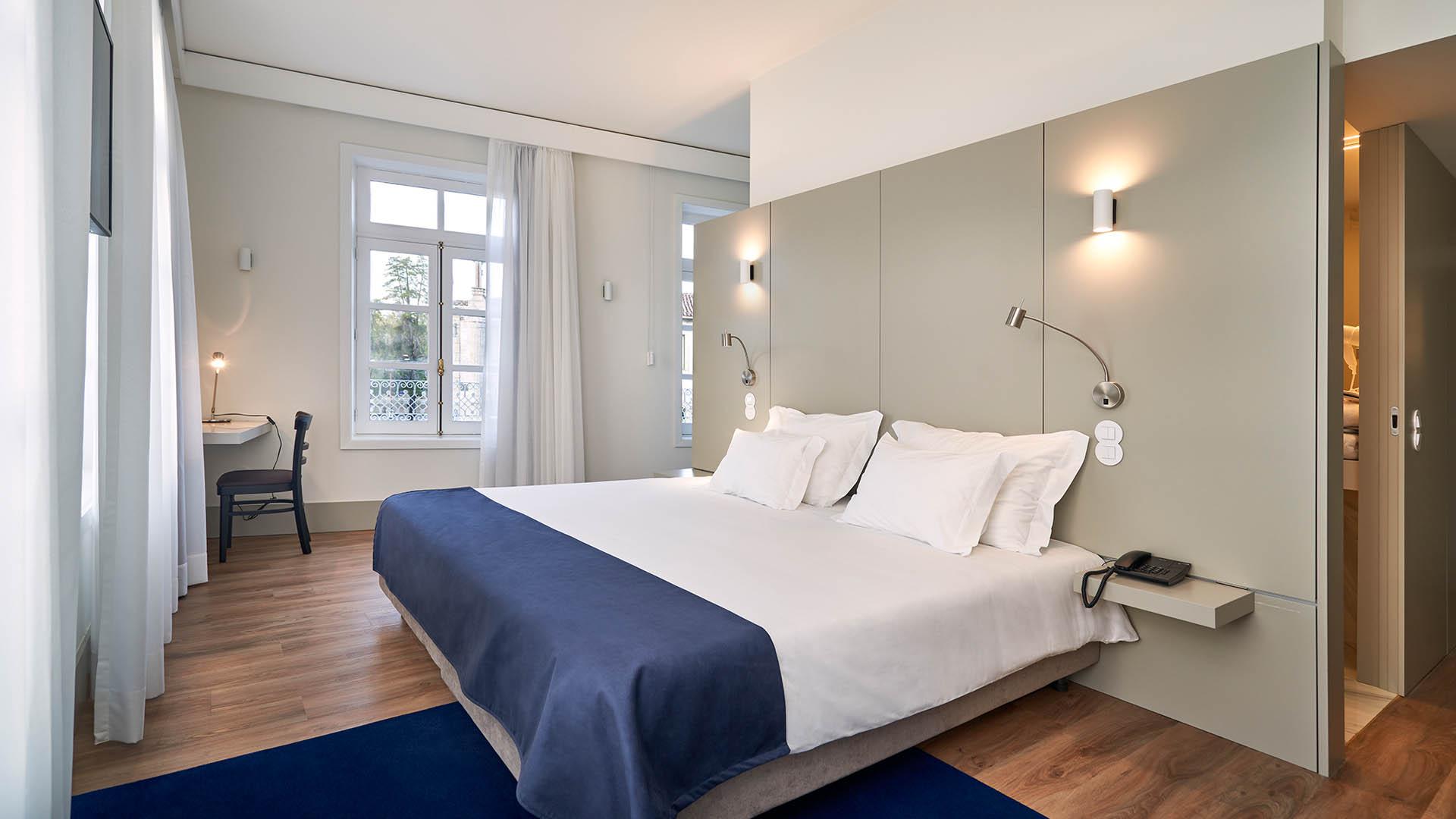 Quartos Comfort Standard - Ribeira Collection Hotel