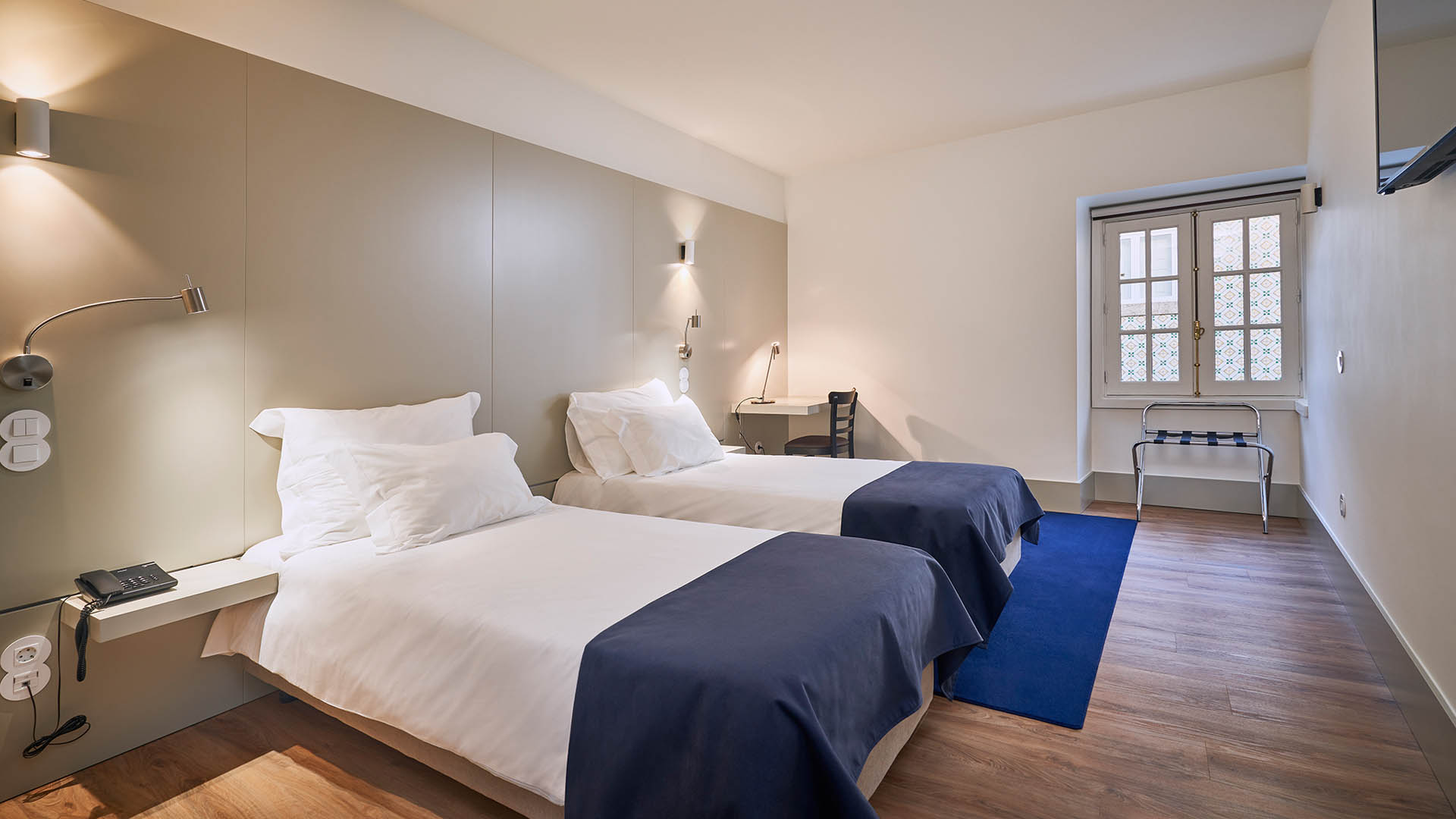 Quartos Comfort Standard - Ribeira Collection Hotel