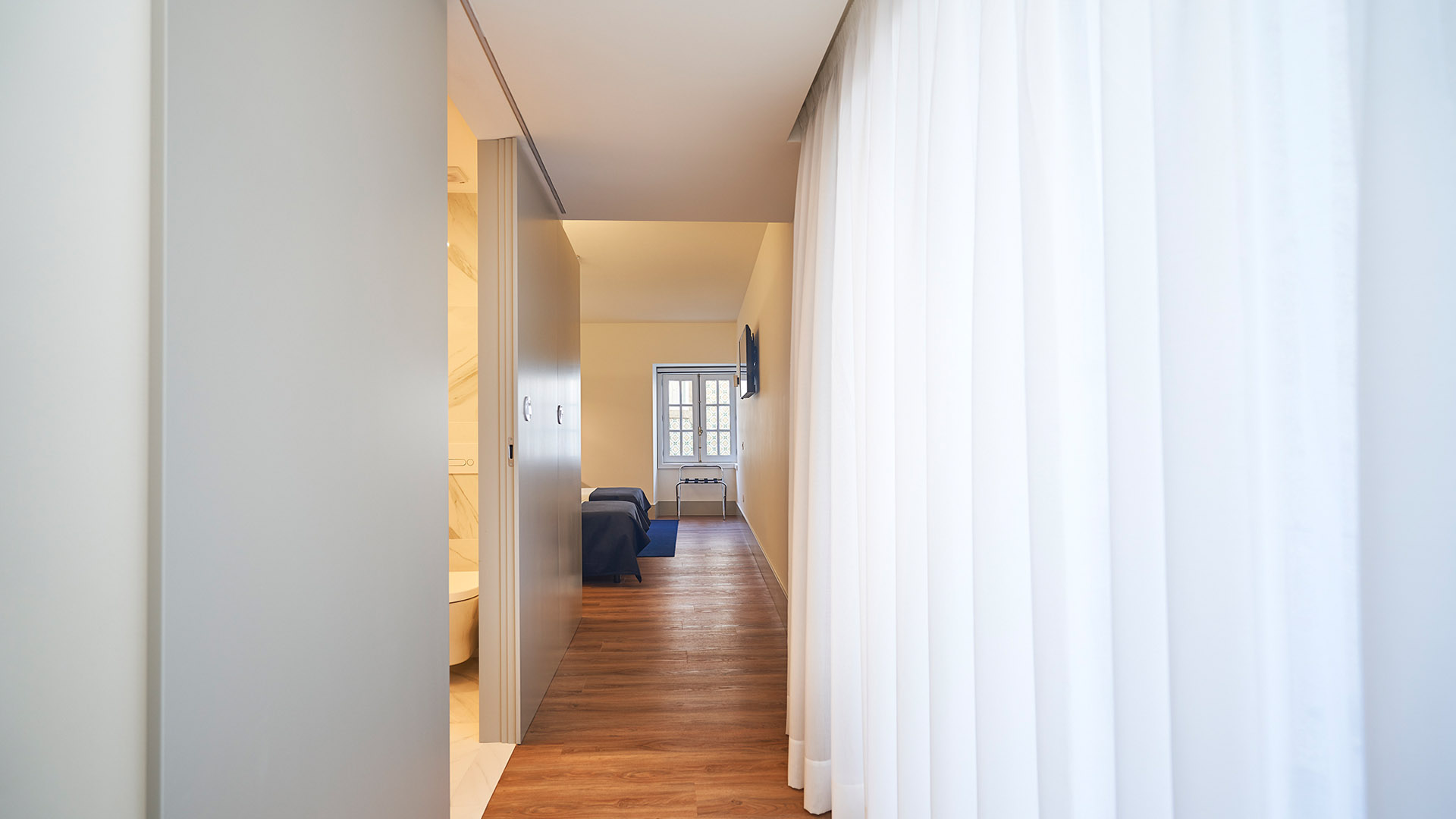 Quarto Comfort Standard - Ribeira Collection Hotel