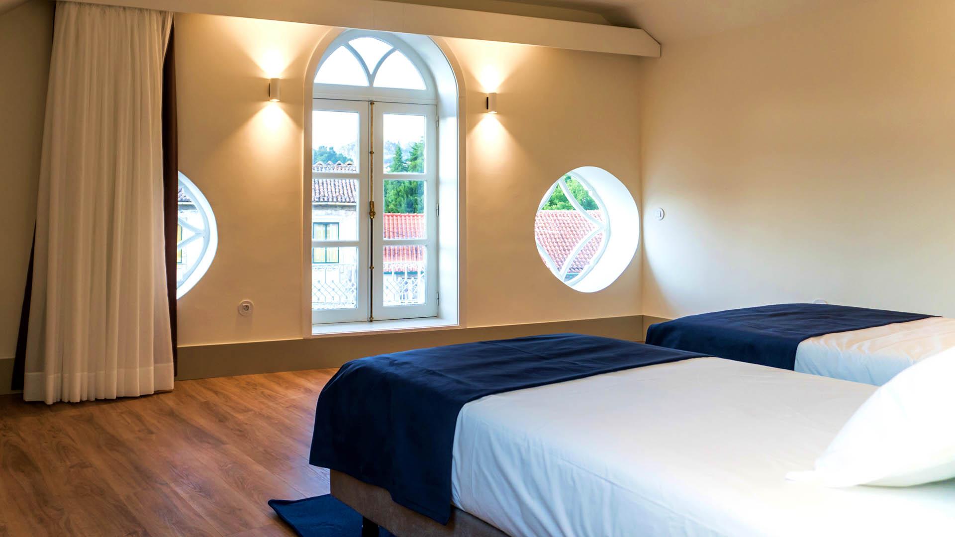 Quartos Deluxe - Ribeira Collection Hotel