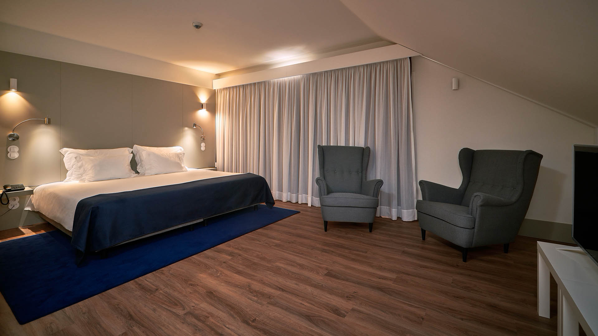 Quarto Deluxe - Ribeira Collection Hotel