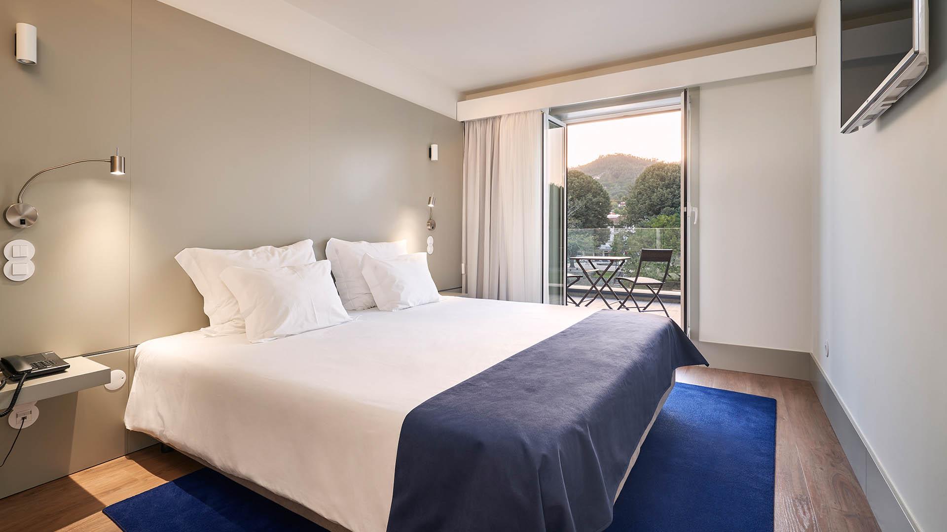 Quartos Panorâmico - Ribeira Collection Hotel