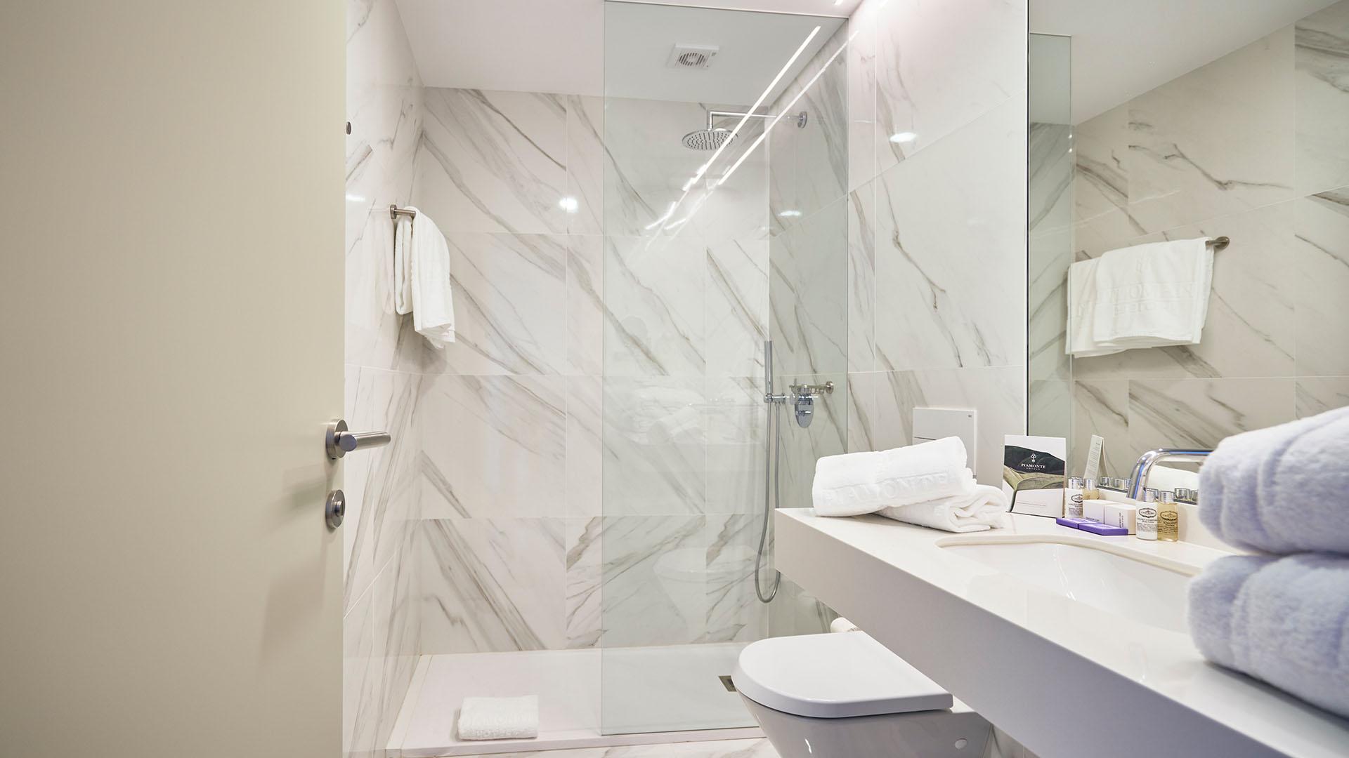 Quarto de banho - Ribeira Collection Hotel