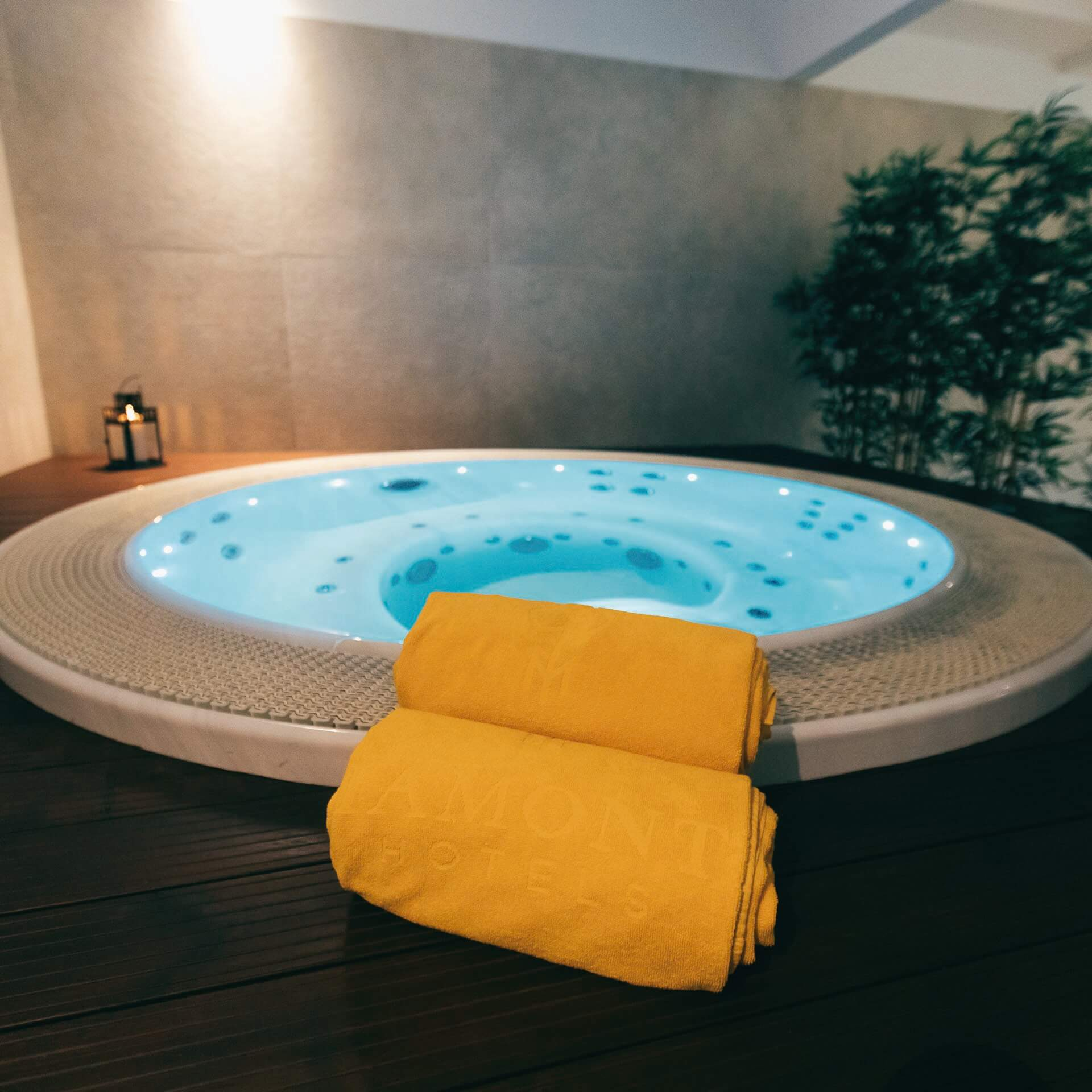 Jacuzzi Spa 2 – Ribeira Collection Hotel – Arcos de Valdevez