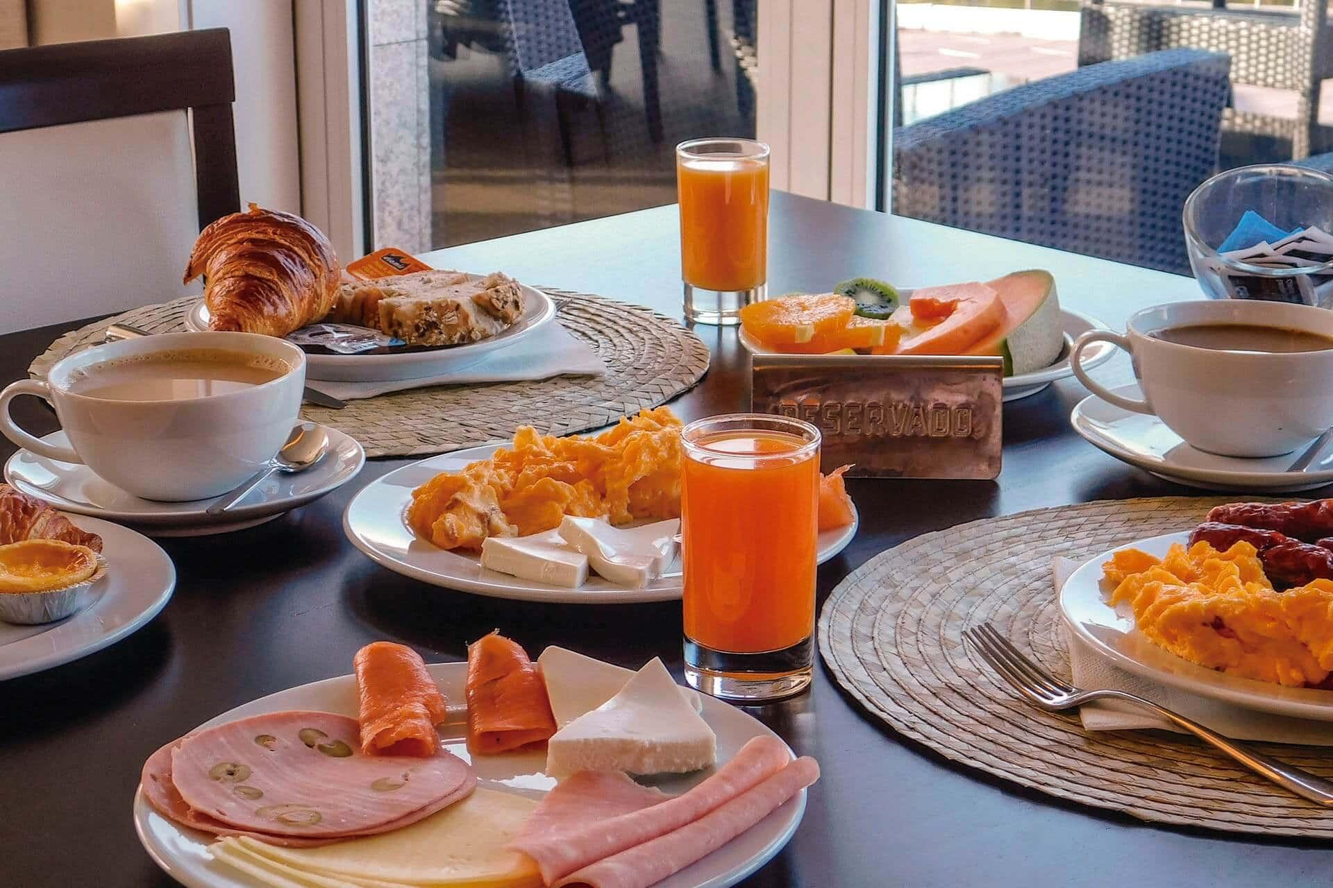 Pequeno-almoço – Ribeira Collection Hotel – Arcos de Valdevez