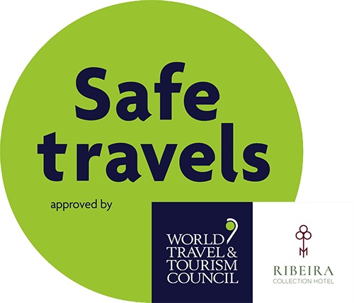 Safe Travels WTTC Seal - Ribeira Collection Hotel