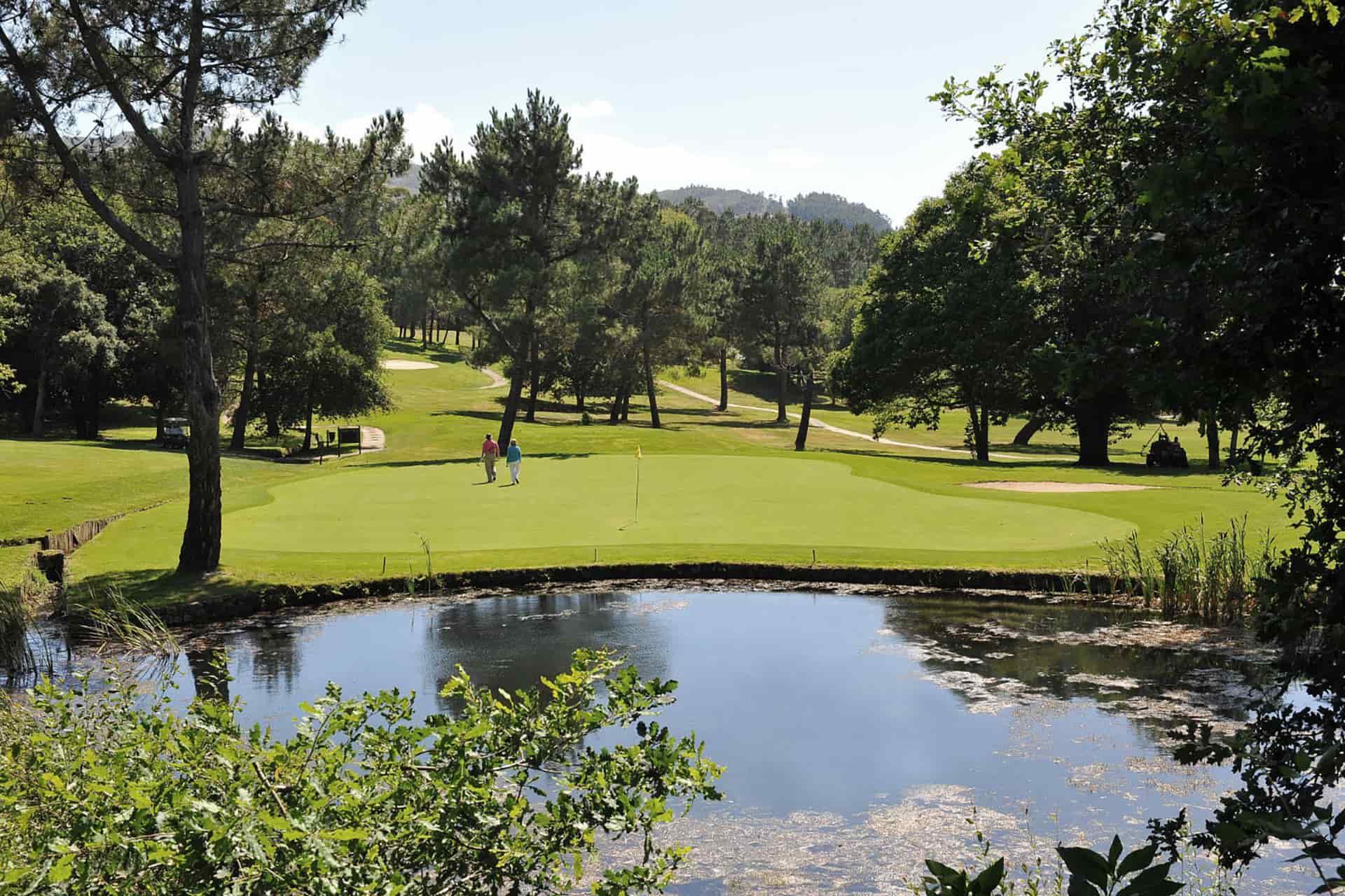 Perfect Swing Programa de Alojamento e Golf - Ribeira Collection Hotel - Arcos de Valdevez